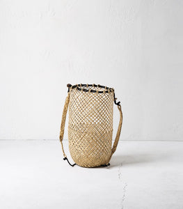 Indonesian Tribal Backpack / Natural