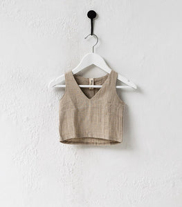Yoli & Otis / Noak Crop / Size 1 / Natural