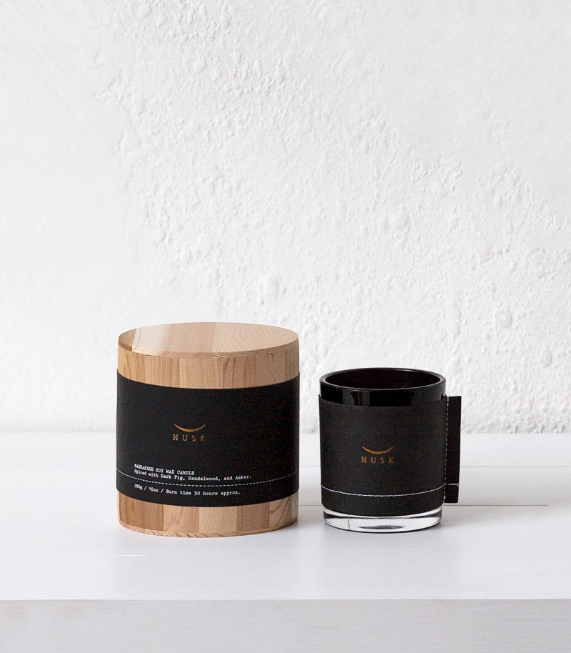 Husk / Marrakesh Scented Candle