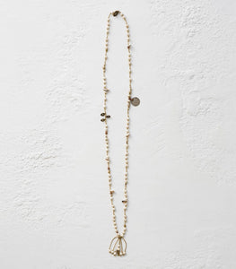 Prayer / Necklace / Natural