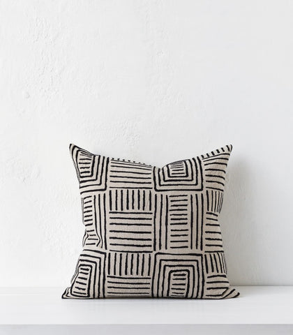Congo Cushion / 50x50cm / Feather Inner