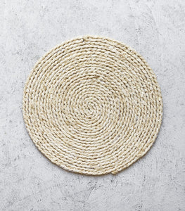 Woven Placemat / Round