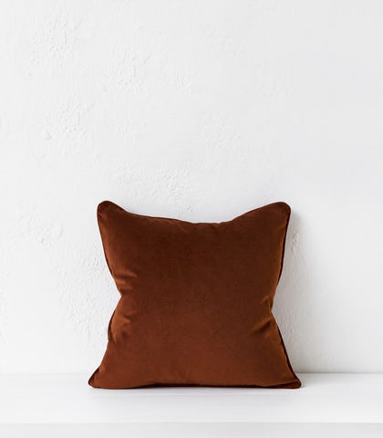 Zoe Cushion / 50 x 50 cm / Copper