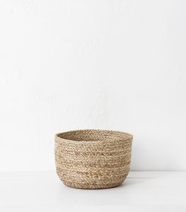 Tanzi Jute Basket / Natural / Medium