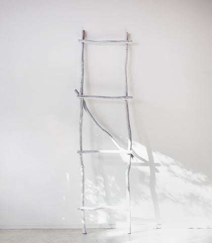 Tribal Ladder / White