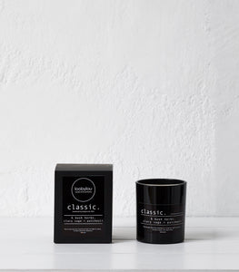 Loobylou Classic Black / Bush Herbs, Clary Sage & Patchouli