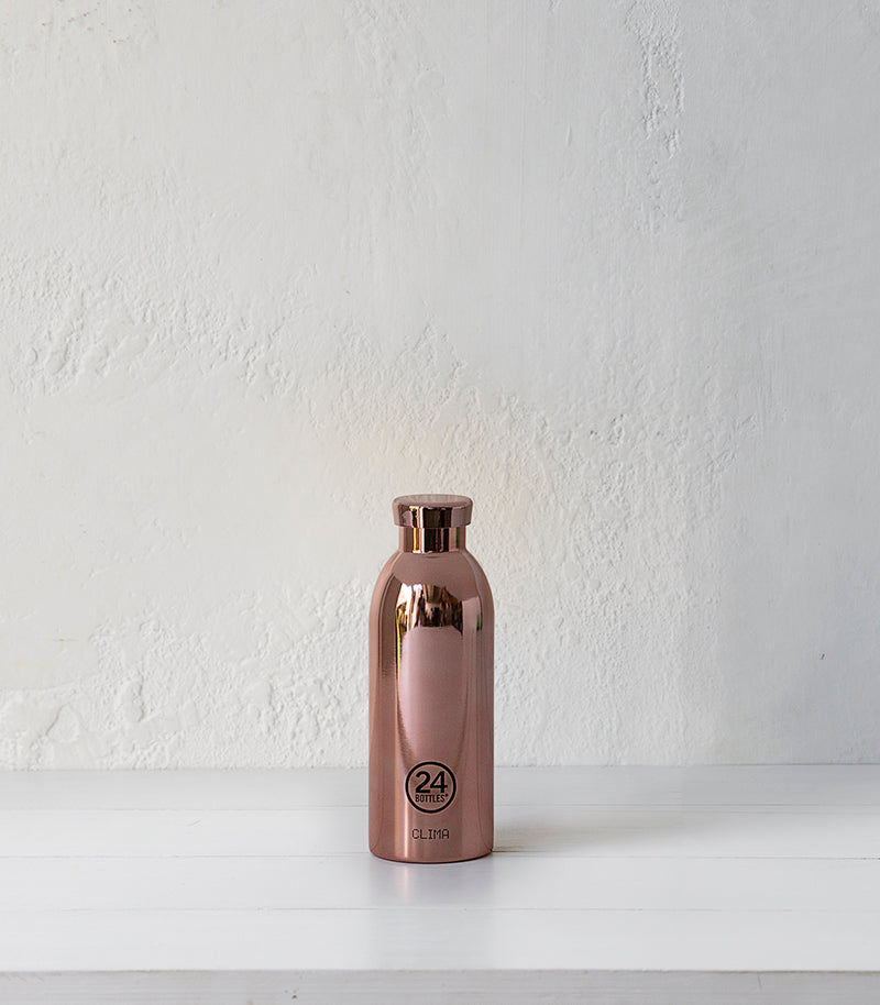 24 Bottles / Clima 0.5L / Rose Gold