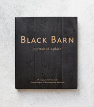 Black Barn / Portrait Of A Place