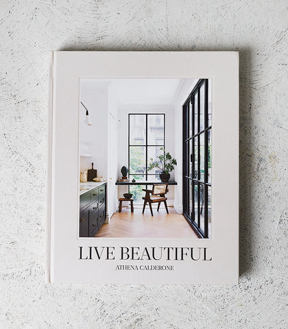 Book / Live Beautiful