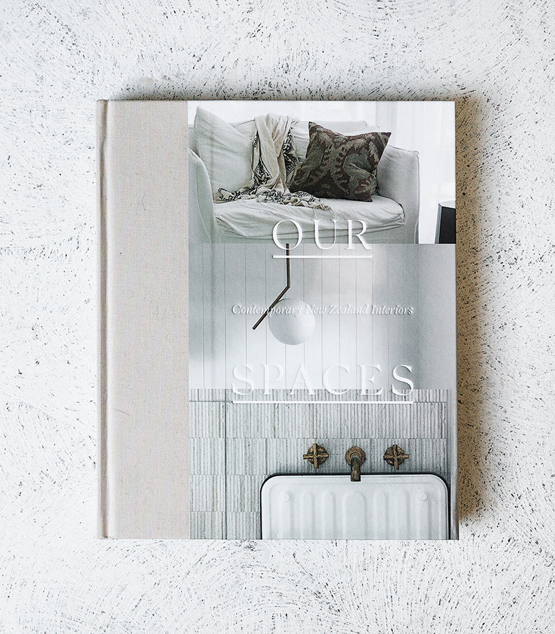 Book / Our Spaces - Contemporary NZ Interiors