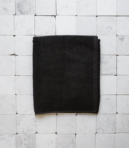 Christy Brixton / Bath Towel / Liquorice