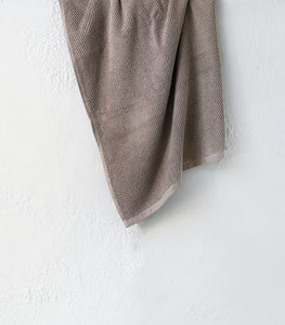 Christy Brixton / Hand Towel / Pebble