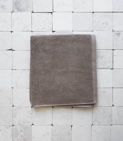 Christy Brixton / Bath Towel / Pebble