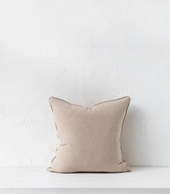 Embla Cushion w Feather Inner / 50 x 50cm / Amber
