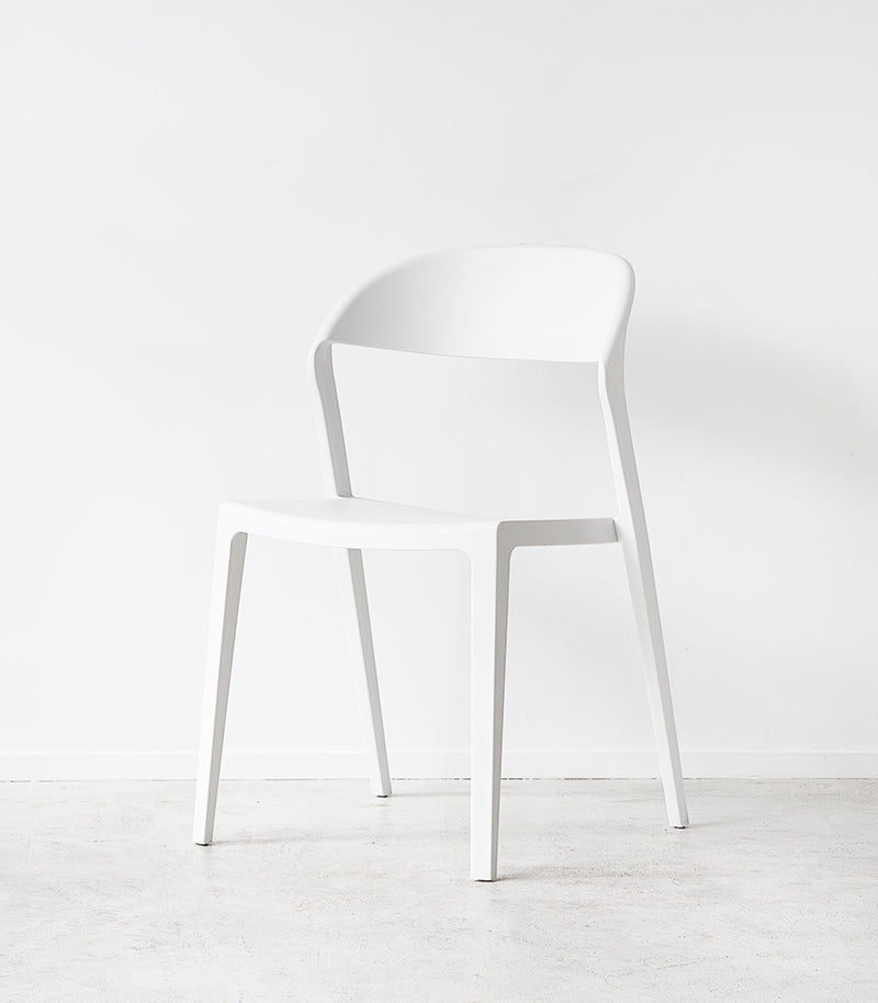 'Harbour' Chair / White