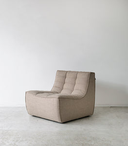 Hugo 1 Seater Sofa / Natural
