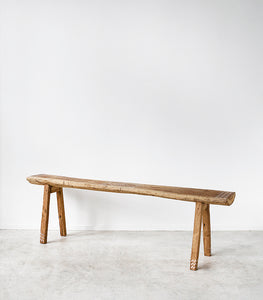 Javanese Shell Inlay Bench / 150cm Long