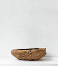 Javanese Wooden Bowl / Large