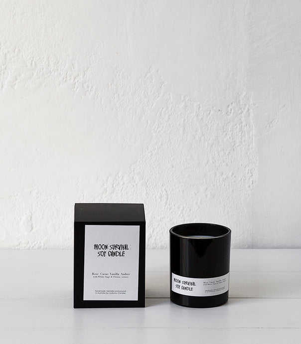 Looby Lou / Moon Survival Soy Candle