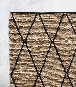 Mainsail Hemp-Wool Floor Rug / 160x230cm