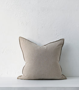 Malaga Cushion / Sandstorm / 50x50cm / Feather Inner