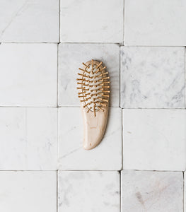Meraki / Mini Hairbrush / Maple