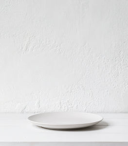 Milano Dinner Plate / White