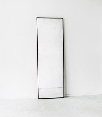Tall Iron Frame Mirror
