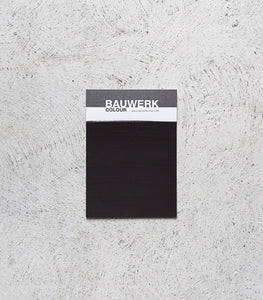 Bauwerk / 250 ml Sample Pot / ONYX