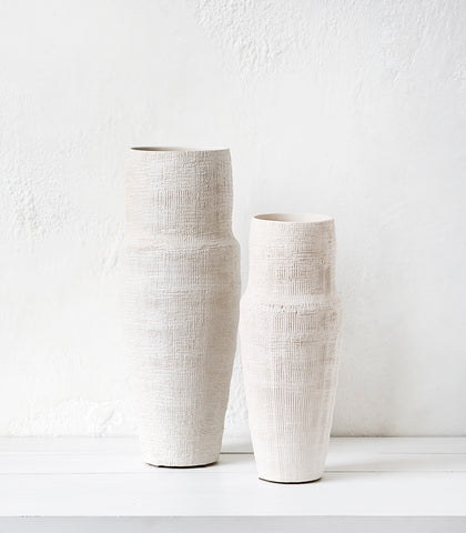 Papaya / Gerome Vase / Tall / Medium