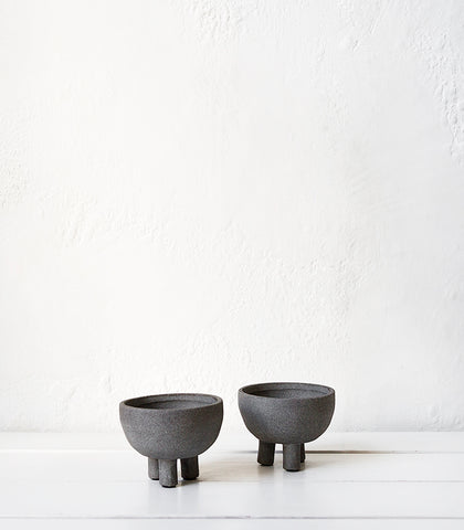 Papaya / Kishi Bowl / Small / Grey