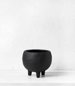 Papaya / Monte Pot / Black / Large