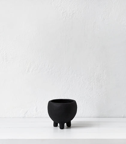 Papaya / Monte Pot / Black / Small