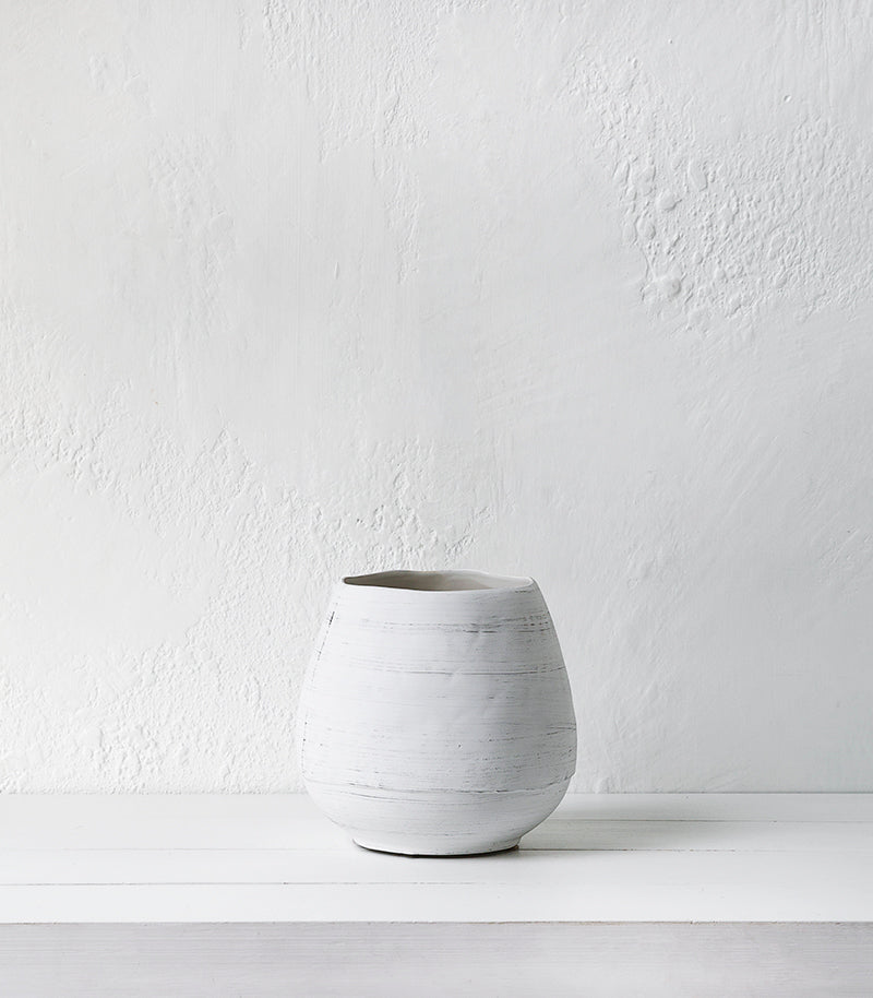 Papaya / Osona Vase / Small