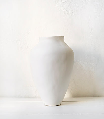 Papaya / Thea Vase / Large