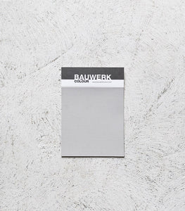Bauwerk / 250 ml Sample Pot / PLATINUM