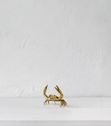 Brass Crab / Small