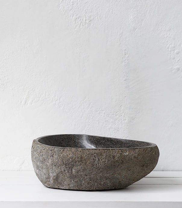 Indonesian Stone Sink/Bowl