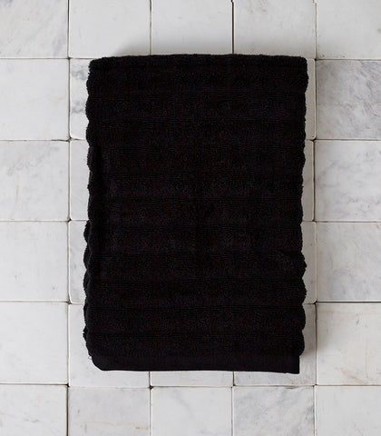 Zone Denmark / Bath Towel / Black