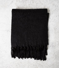 Rhapsody Throw / Black