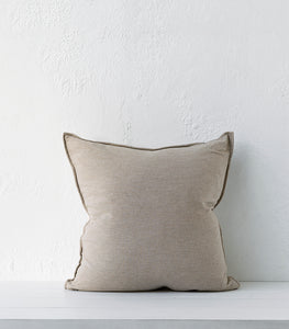 Rodas Cushion / Sandstorm / 50x50cm / Feather Inner