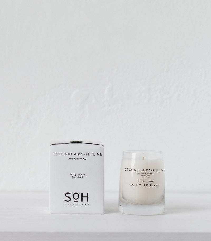 Coconut & Kaffir Lime / The Scent of Home
