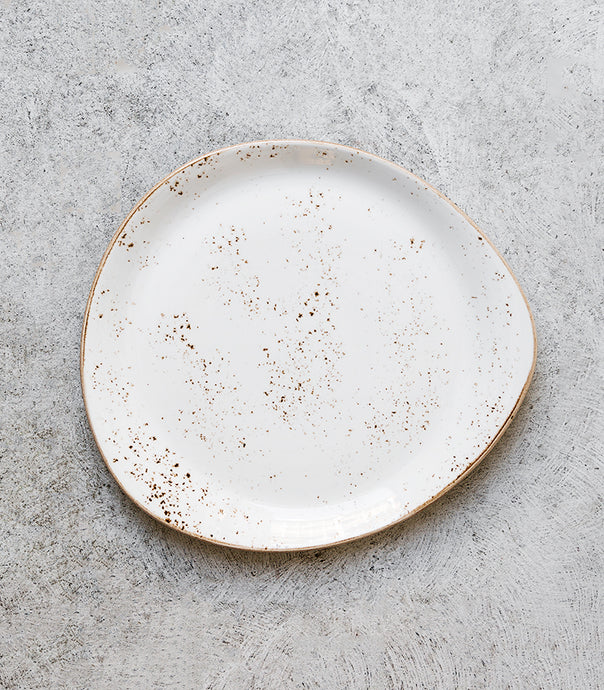 Steelite Craft / Freestyle Plate 25cm / White