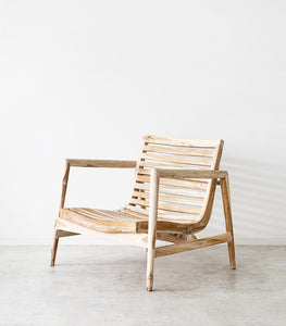 Teak Outdoor/Indoor Armchair