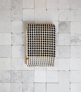 Wanderer Bath Mat / Black
