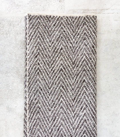 'Zambesi' Rug / Feather / 200x300cm