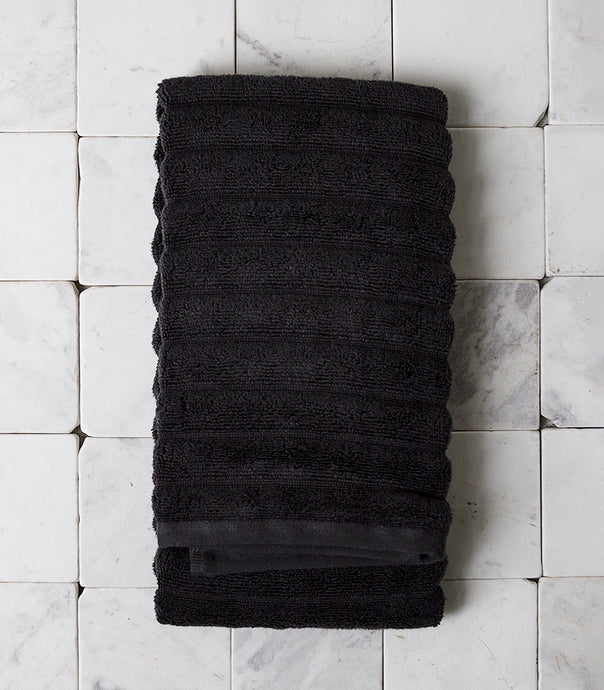 Zone Denmark / Hand Towel / Coal Grey