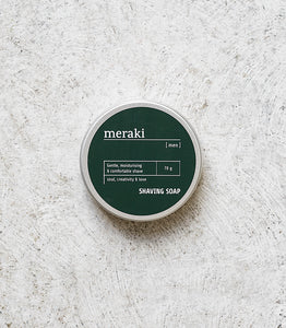 Meraki / Mens Shaving Soap / 70g