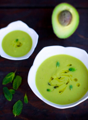 review of avocado soup by asterwell.com