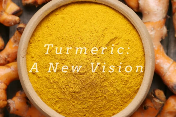 turmeric plus you a new vision - the living well range